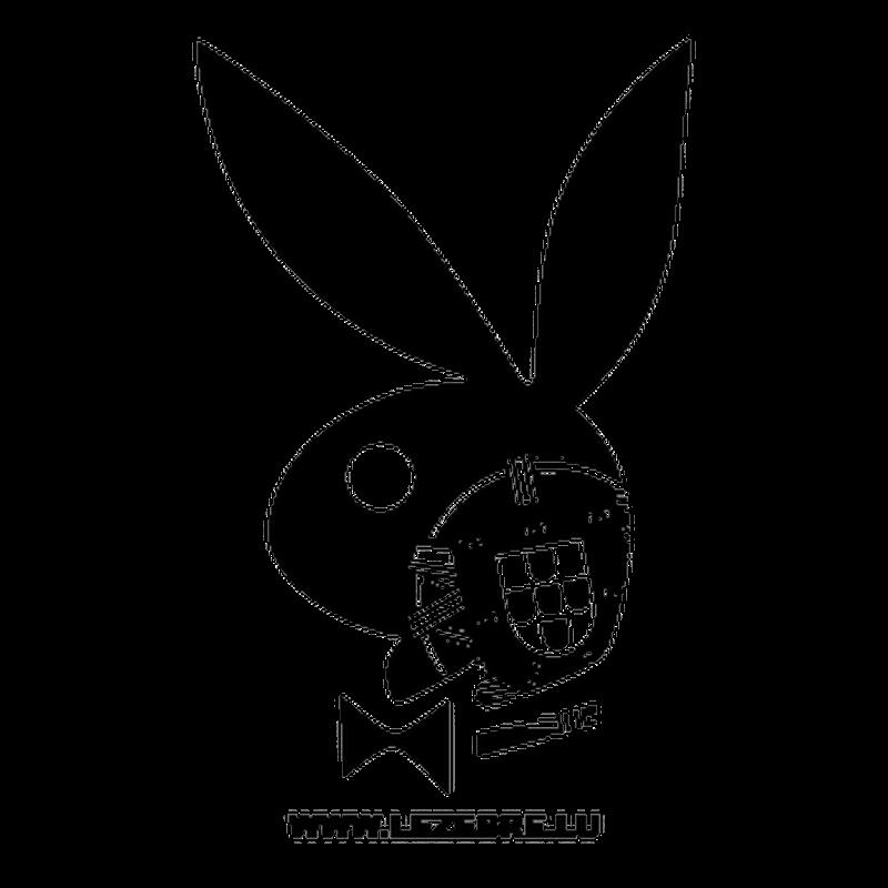 T-Shirt Playboy Portuguese Bunny