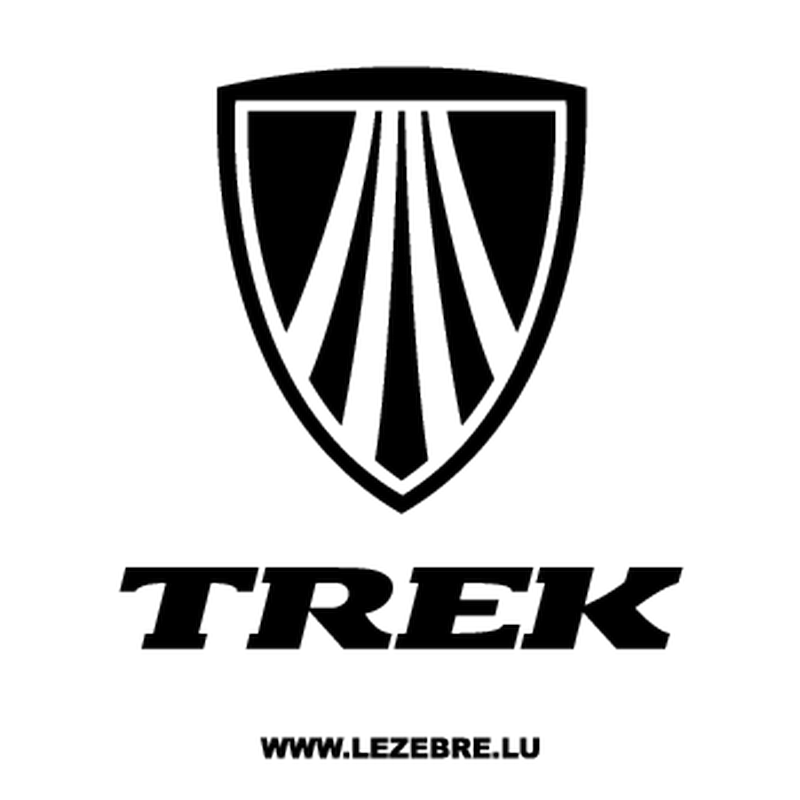 Trek Logo Decal