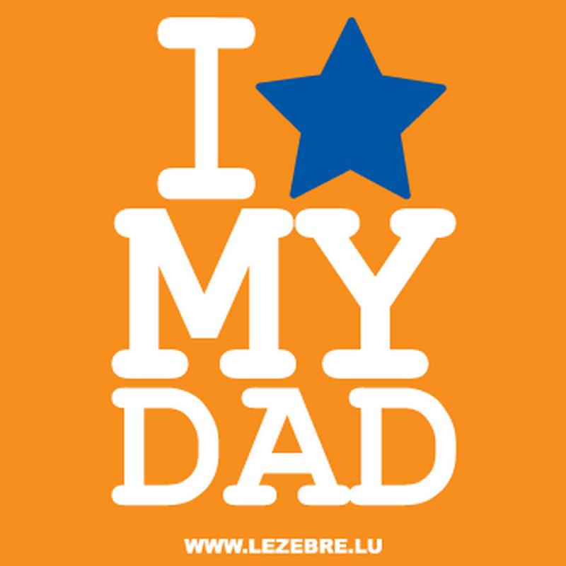 Tee shirt Camping I Star My Dad