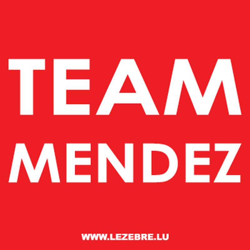 Tee shirt Camping Team Mendez