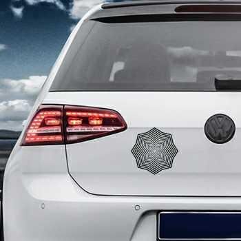 Stars Volkswagen MK Golf Decal 11