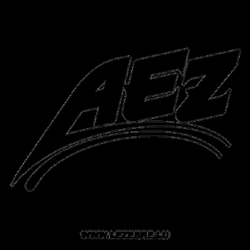 Sticker AEZ Logo