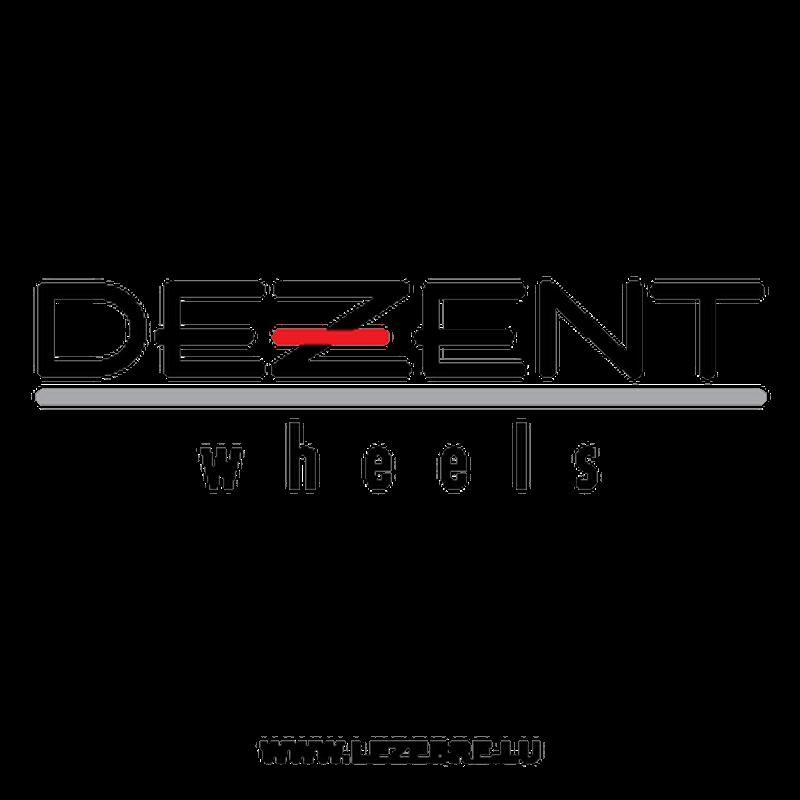 Sticker Dezent Wheels Logo