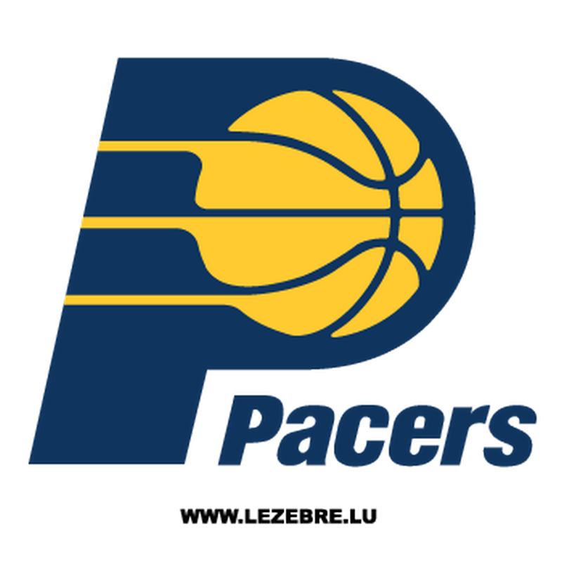 Pacers Logo Decal