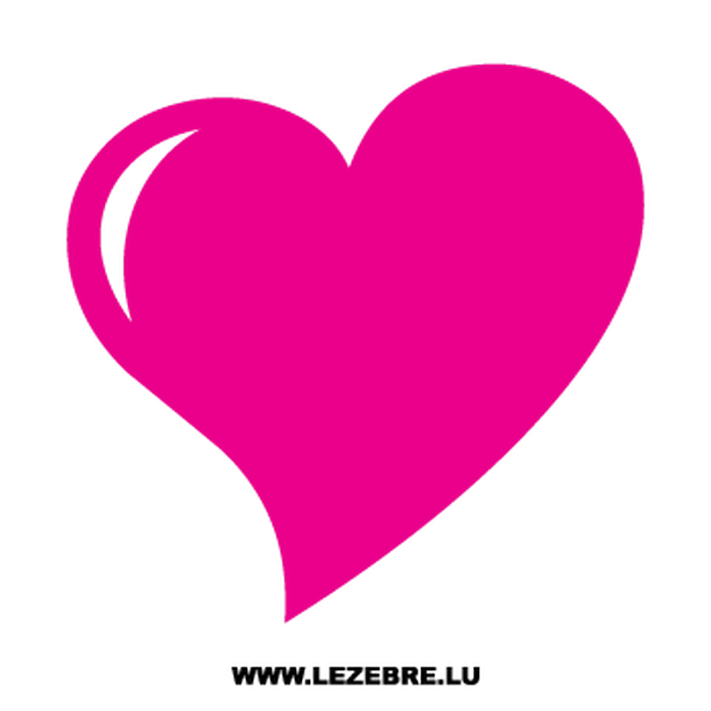 Heart Decal 4