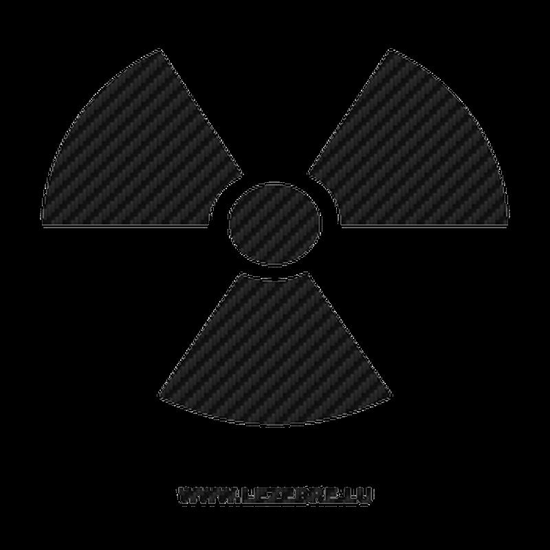 Sticker Carbone Nucléaire
