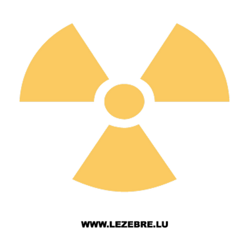 Sticker Nuclear