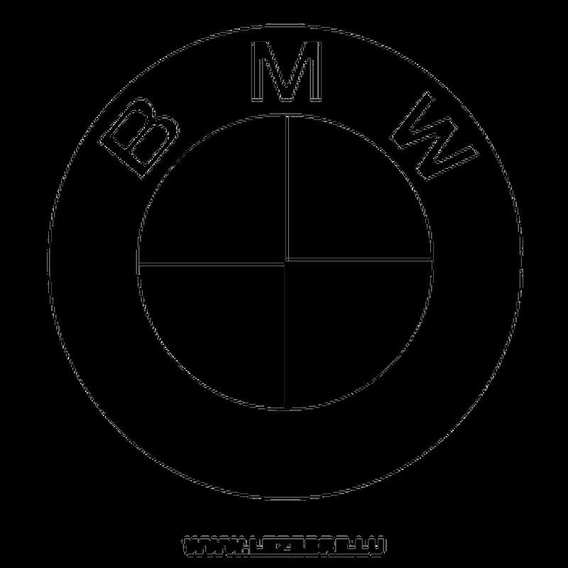 BMW Logo Decal 2