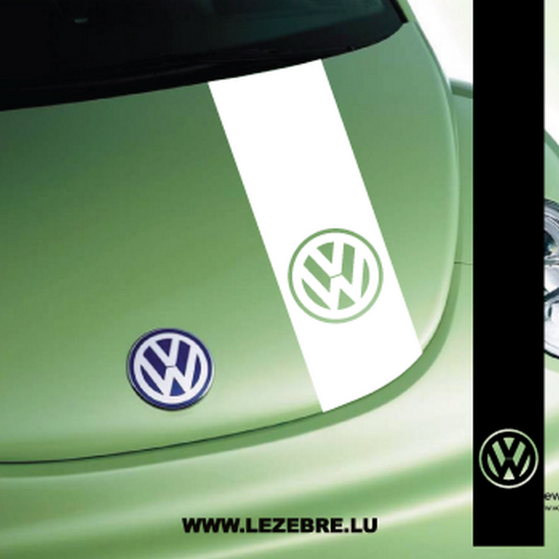 Sticker Bande VW Volkswagen