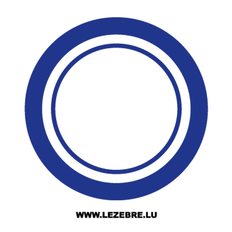Circle Decal 2