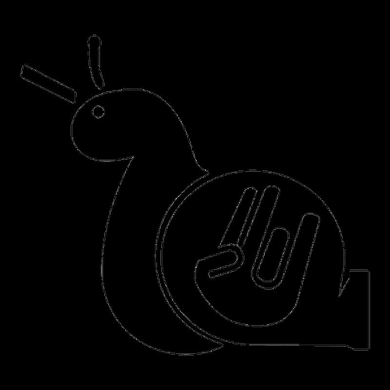 Sticker The Shocker Escargot