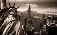 Deco Stickers muraux Statue de la Liberté New York