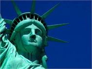 Deco Stickers muraux Statue de la Liberté NY