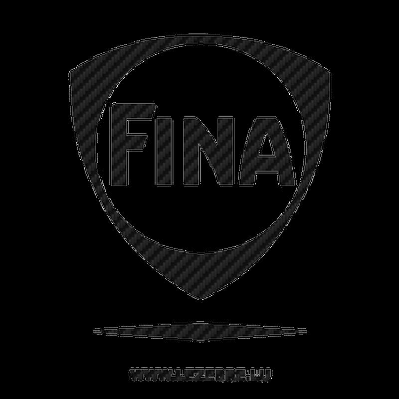Fina Carbon Decal 2