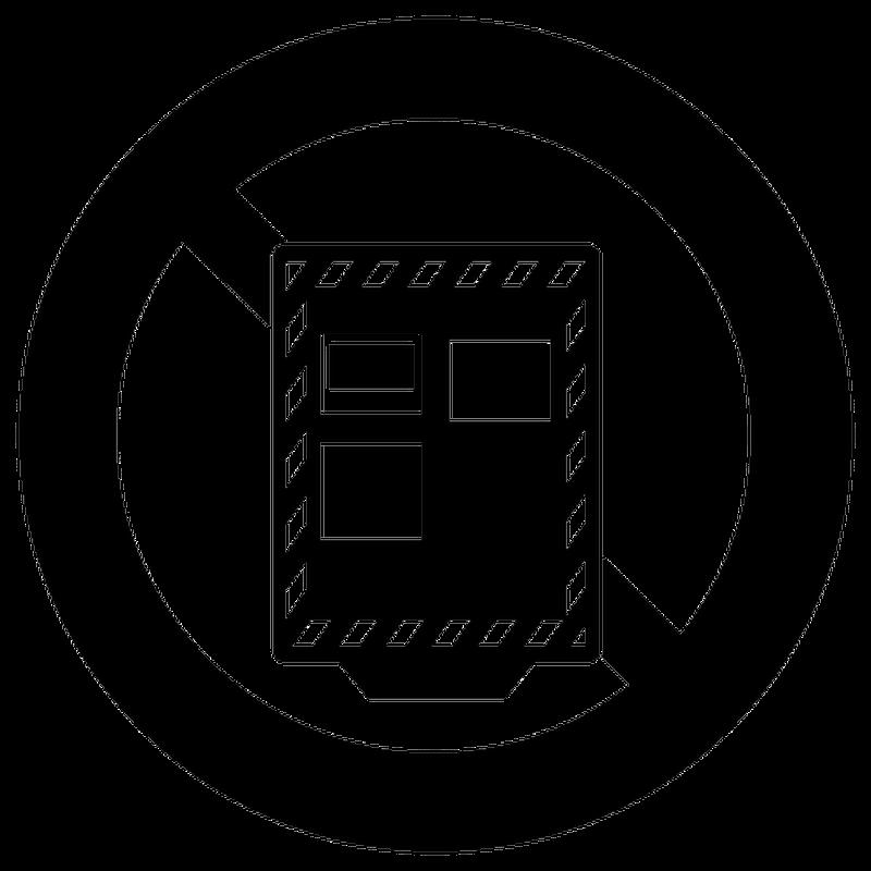Sticker Interdiction Radar