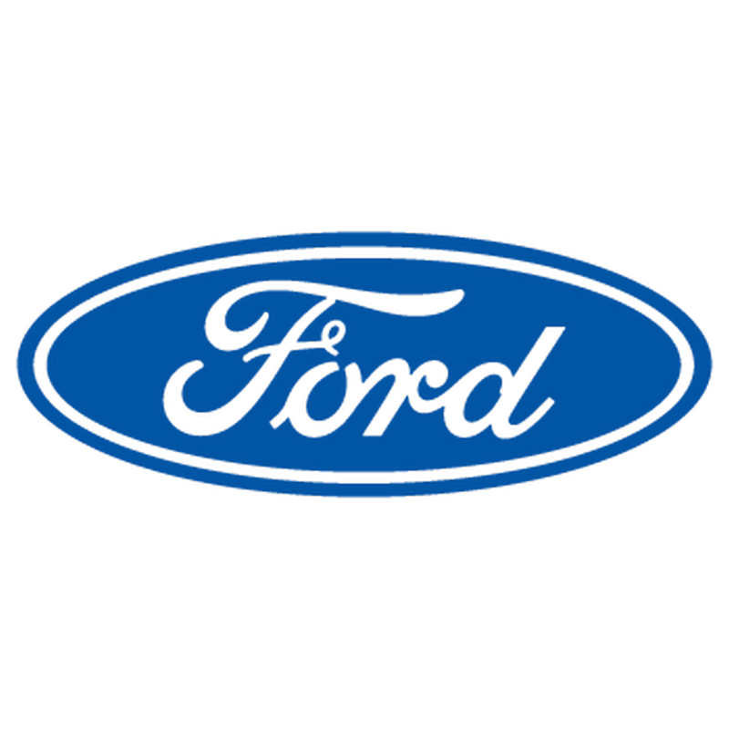 Ford Logo Decal