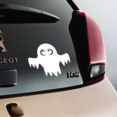 Little Ghost decorative Decal