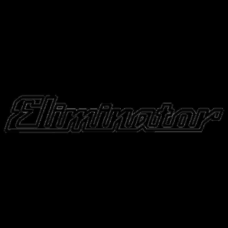 Kawasaki Eliminator logo decal