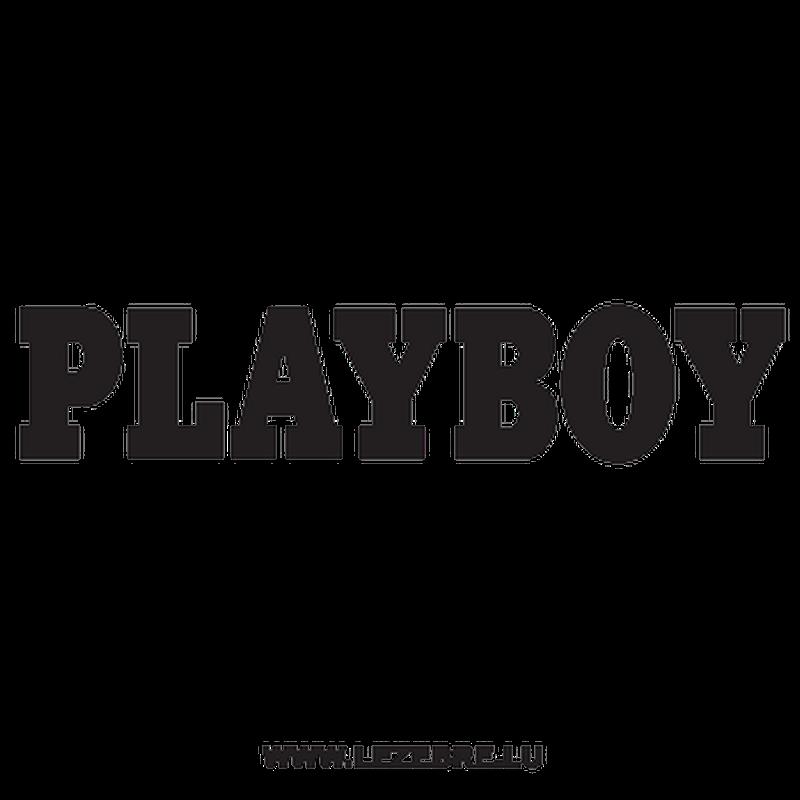Sweat-Shirt Playboy Logo Ecriture