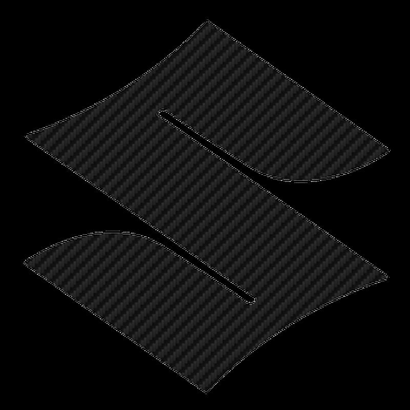 Suzuki Logo Carbon Decal