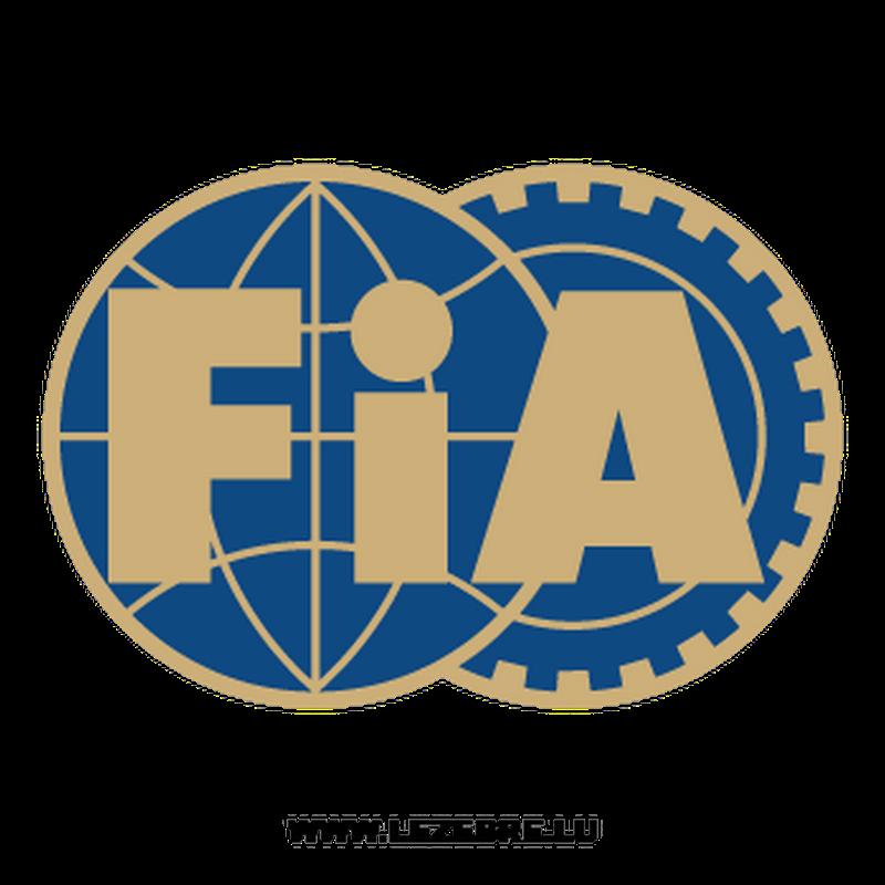 FIA Logo Color Decal