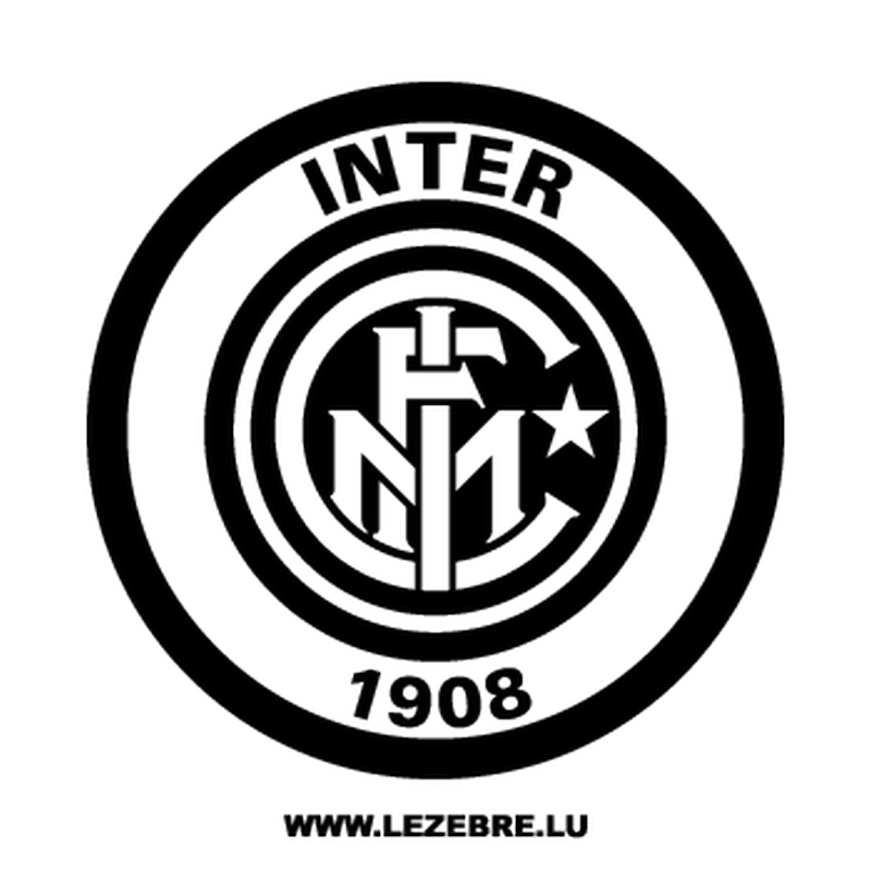 Inter Milan Logo Decal