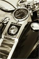 Sticker Déco Compteur vitesse