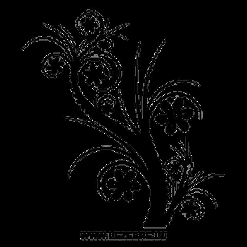 Sticker Deko Blumen Blumen 2