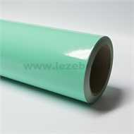 Mint green vinyl film