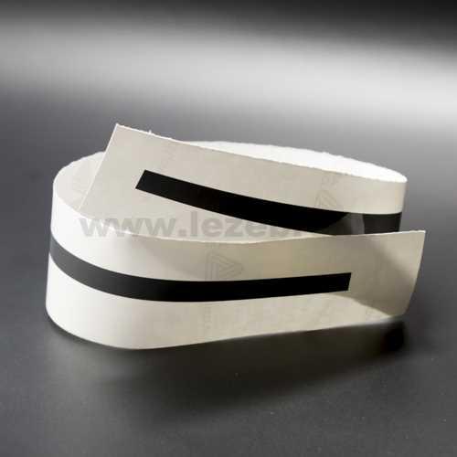 Dark Grey rim sticker roll