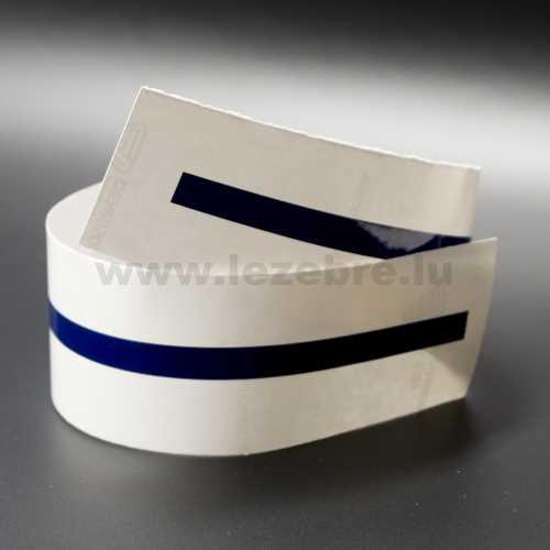 Navy rim sticker roll