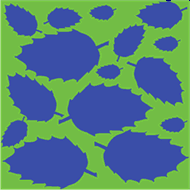 Leaves Decal