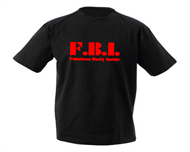 T-Shirt F.B.I. Fabulous Body Inside