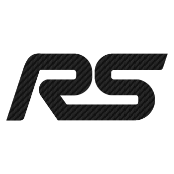Ford Focus RS Carbon Decal 3