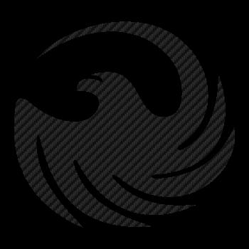 FYM logo Carbon Decal 5