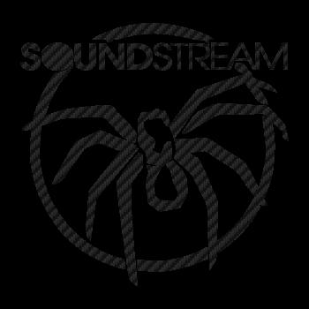 Soundstream Logo Carbon Decal