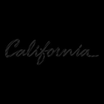 Ferrari California Carbon Decal