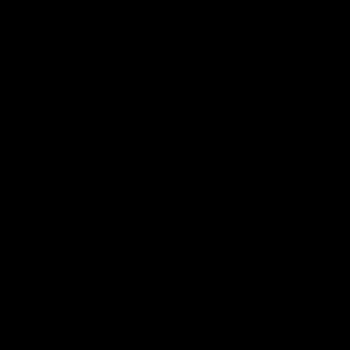 VW Volkswagen Peace logo Decal
