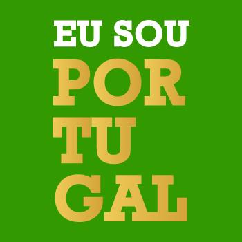 EU SOU PORTUGAL T-shirt model 3