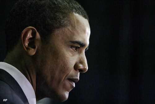 Barack Obama Decoration Decal