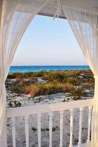 Sea Window Decoration Decal