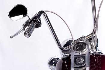Sticker Deko Harley Davidson Moto