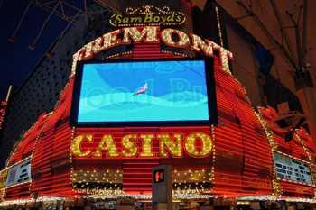 Sticker Déco Fremont Casino Las Vegas