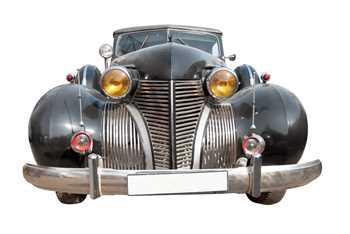 American Classic Car Decoration Decal