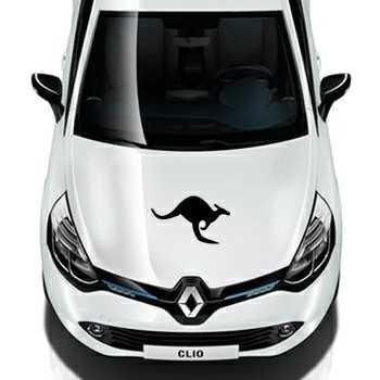 Kangaroo Renault Decal