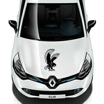 Eagle Attack Renault Decal