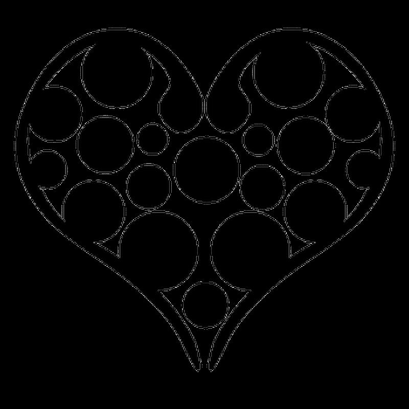 sticker fiat 500 d co coeur boules. Black Bedroom Furniture Sets. Home Design Ideas