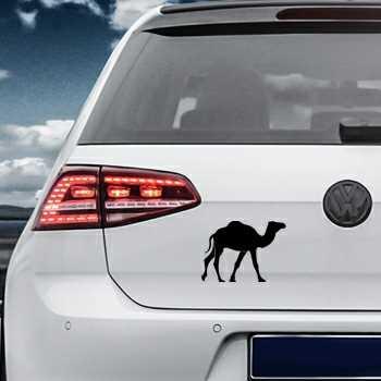 Camel Volkswagen MK Golf Decal
