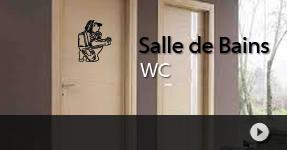 Stickers Decoration Stickers Deco Porte Porte Salle De