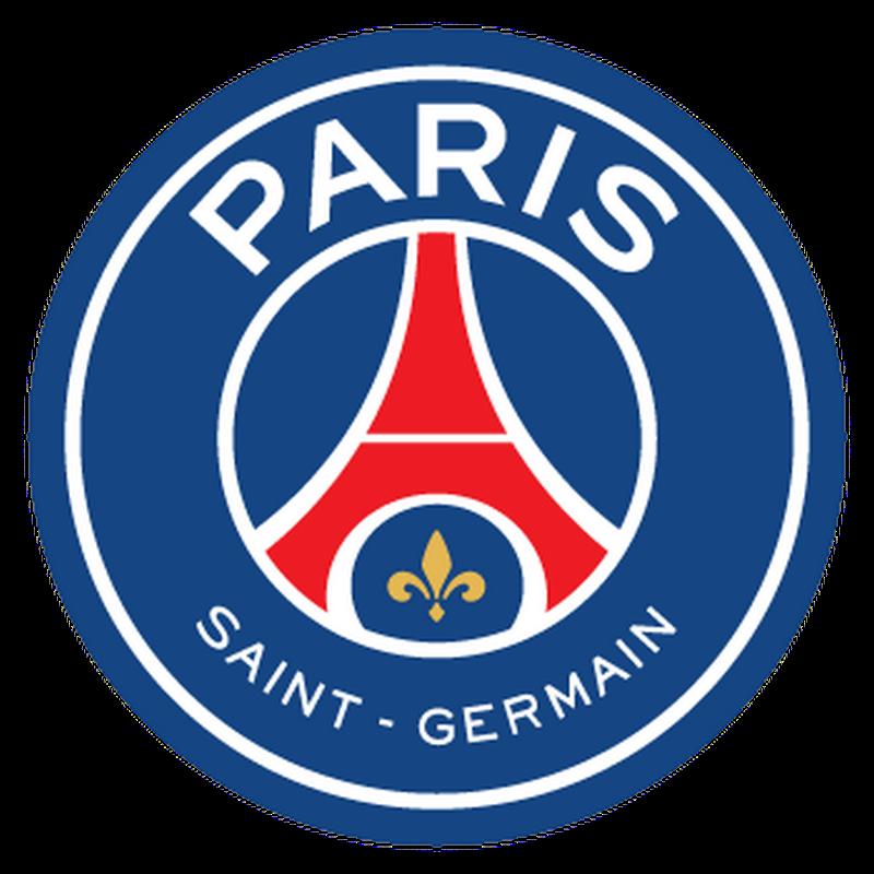 Sticker autocollant PARIS PSG logo couleur
